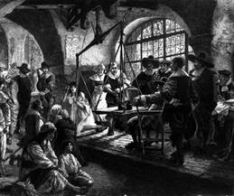 Verbazingwekkend Straffen in de middeleeuwen LG-68